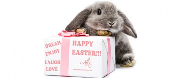 Happy Easter from Natascha Hagen